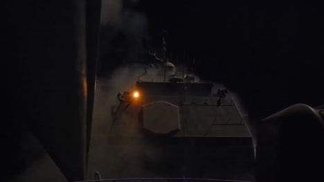 The-Guided-Missile-Carrier-Uss-Philippine-Sea-Launches-Tomahawk-Land-Attack-Missiles-Against-Isis-Targets-In-Syria-3