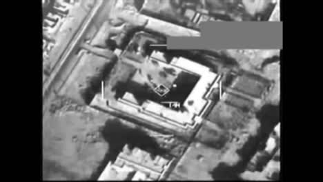 The-Us-Strike-An-Isis-Storage-Facility-In-Syria