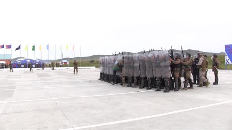 Chinese-Troops-Practice-Suppressing-Protests-And-Dissent-1
