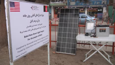 Solar-Powered-Street-Lights-Are-Installed-In-Kabul-Afghanistan