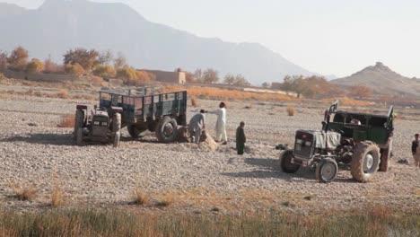 Un-Proyecto-De-Riego-En-El-Valle-Del-Río-Arghandab-Inferior-Afganistán