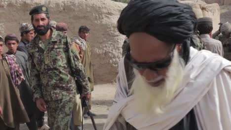 Afghan-Police-Aided-By-Us-Military-Search-Houses-In-A-Remote-Village-In-Afghanistan-3