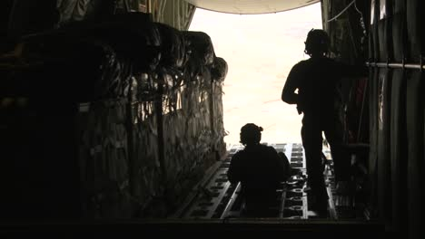 Supplies-Are-Airdropped-Over-Afghanistan-From-A-C130-1