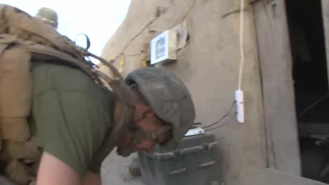 A-Us-Outpost-Comes-Under-Attack-In-Afghanistan