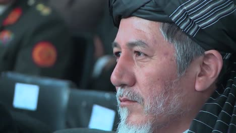 Afghan-Government-And-Military-Officials-Gather-In-A-Large-Hall-For-A-Speech-2