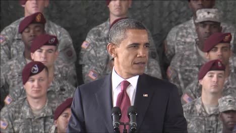 President-Barack-Obama-Speaks-About-Ending-The-War-In-Iraq-14