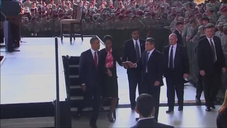 President-Barack-Obama-Welcomes-Home-The-Troops-From-Iraq-At-A-Speaking-Engagement-In-Ft-Bragg-North-Carolina-1
