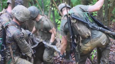 Marines-Are-Trained-In-Jungle-Warfare-6