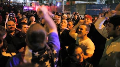 People-In-Washington-Dc-Rush-To-Celebrate-The-Death-Of-Osama-Bin-Laden-2