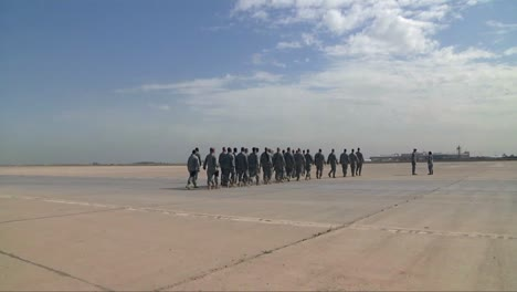 Wounded-Soldiers-Are-Put-On-Planes-And-Leave-Iraq-In-Ceremonial-Fashion