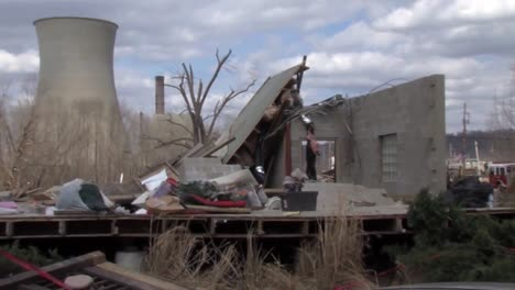 The-City-Of-Moscow-Ohio-Is-Devastated-By-A-2012-Tornado