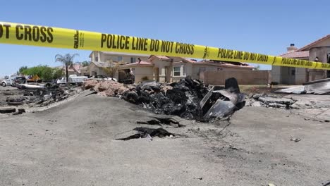 A-Jet-Aircraft-Crashes-Into-A-Suburban-Neighborhood-In-2014-In-Imperial-California-1