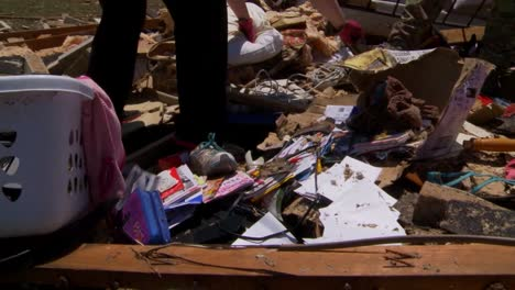 Residents-Pick-Through-The-Ruins-Of-Their-Homes-After-The-Devastating-2013-Tornado-In-Moore-Oklahoma-5