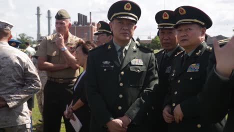 Chinese-Minister-Of-Defense-Liang-Guanglie-Visits-Camp-Lejeune-Nc-2