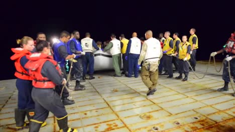 African-Refugees-Are-Rescued-By-An-American-Ship-And-Sailors-In-The-Mediterranean-2