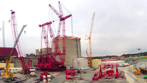 Time-Lapse-Of-A-Nuclear-Power-Plant-Being-Built-Sequoyah-Tennessee-2