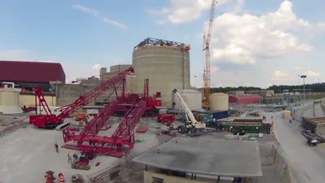 Lapso-De-Tiempo-De-Una-Planta-De-Energ�a-Nuclear-En-Construcci�n-Sequoyah-Tennessee-4-Lapso-De-Tiempo-De-Una-Planta-De-Energía-Nuclear-En-Construcción-Sequoyah-Tennessee-4