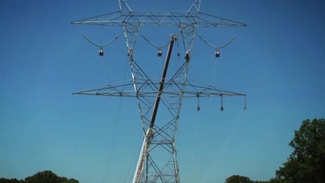 Time-Lapse-Of-Power-Lines-Being-Built-Or-Replaced-1