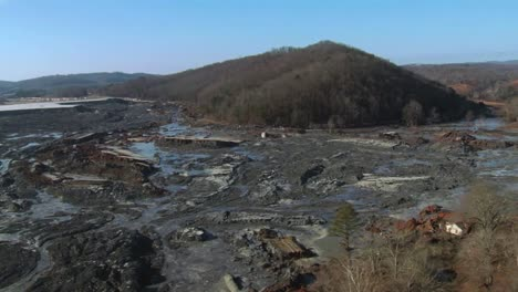 Aerials-Of-The-2008-Kingston-Ash-Slurry-Spill-Environmental-Disaster-In-Tennessee-3