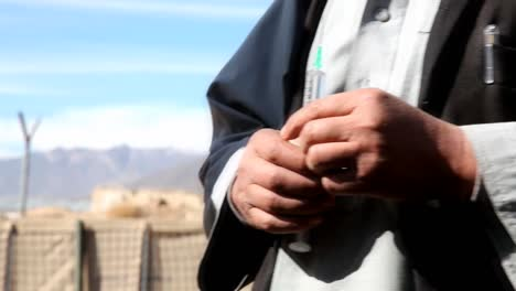 Veterinarians-Treat-Goats-And-Sheep-In-A-Rural-Community-In-Afghanistan-1