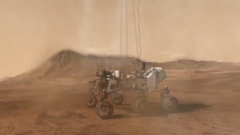 The-Curiosity-Rover-Lands-On-Mars-August-5-2012-Includes-Animations-Of-Landing-2