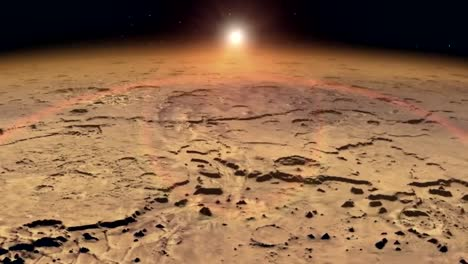 Animation-Of-Mars-Atmosphere-By-Nasa