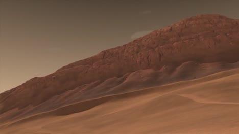Animación-De-La-Nasa-Del-Rover-Curiosity-Explorando-La-Superficie-De-Marte-3