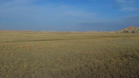 Various-Shots-Of-Badlands-National-Park-In-South-Dakota