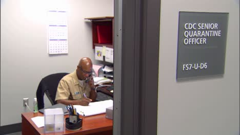 The-Office-Of-The-Senior-Quarantine-Officer-At-The-Cdc