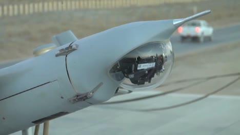 El-águila-De-Escaneo-Un-Nuevo-Tipo-De-Dron-Pequeño-Es-Utilizado-Por-El-Ejército-De-Los-EE-UU-Para-Vigilar-Afganistán-
