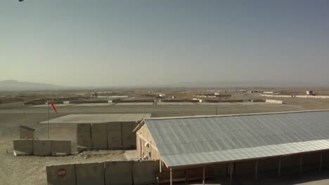 The-Us-Closes-And-Abandons-A-Forward-Operating-Military-Base-In-Afghanistan