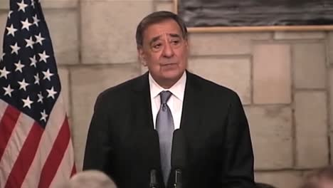 In-2013-Secretary-Of-Defense-Leon-Panetta-Discusses-The-Drawdown-Of-Troops-In-Afghanistan-1