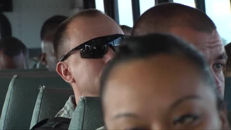 A-Contingent-Of-Military-Personnel-Deploys-On-A-Mission-To-Tonga