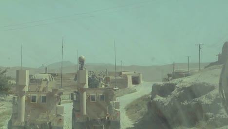 Various-Ied-Devices-Explode-Beside-The-Road-In-Afghanistan