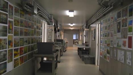 Various-Shots-Of-The-Library-And-Arab-Language-Books-At-Guantanamo-Bay-Prison-Cuba