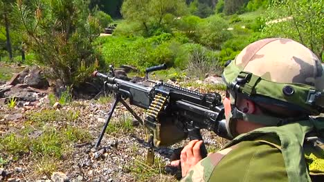 The-French-Army-Engages-In-Battlefield-Training-Exercises-1