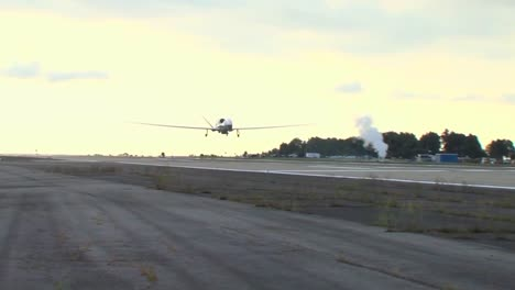 The-Triton-Drone-Surveillance-Aircraft-Lands-At-A-Military-Base-In-Maryland
