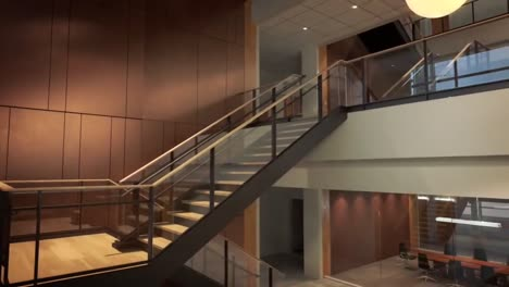 Animated-Visualization-Of-The-Interior-Of-A-Modern-Office-Building