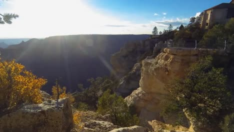 Time-Lapse-Footage-Of-The-Grand-Canyon-From-The-North-Rim-1