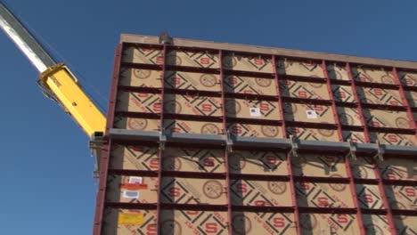 Los-Desechos-Nucleares-Radiactivos-Se-Transportan-En-Camión-Desde-La-Instalación-Nuclear-De-Hanford-Fuera-De-Servicio-