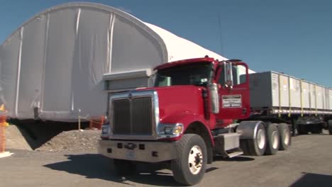 Radioactive-Nuclear-Waste-Is-Transported-From-The-Decommissioned-Hanford-Nuclear-Facility-By-Truck-1
