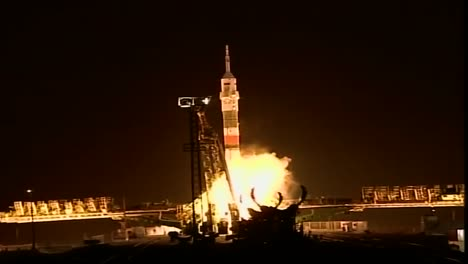 A-Russian-Soyuz-Rocket-Lifts-Off-From-The-Launchpad