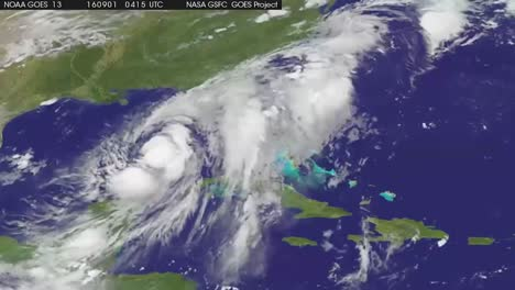 Seguimiento-Satelital-De-Una-Tormenta-Tropical-Sobre-El-Caribe
