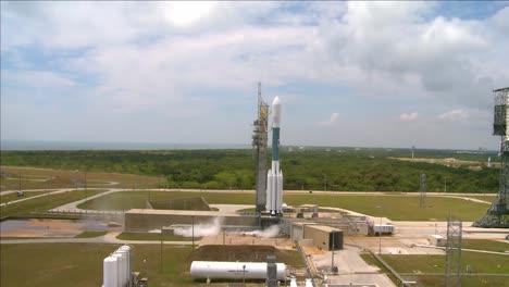 The-Fermi-Nasa-Telescope-Launches-On-Board-A-Rocket