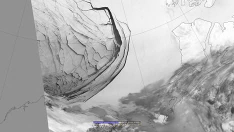 Sea-Ice-Breaks-Up-Around-Greenland-In-This-Nasa-Time-Lapse