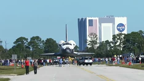 The-Space-Shuttle-Atlantis-Is-Transported-Overland-In-2012-3