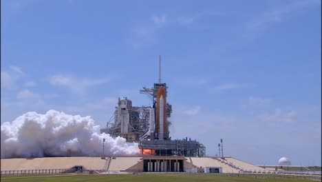 The-Space-Shuttle-Atlantis-Lifts-Off-From-Cape-Canaveral-Florida-2