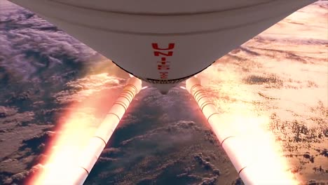 A-Beautiful-Simulated-Rocket-Liftoff-Through-Clouds-1