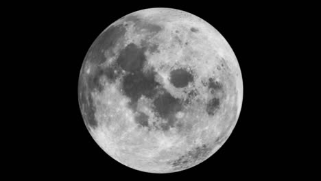 The-Moon-Spins-On-Its-Axis