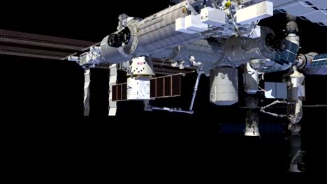 An-Animated-Rendering-Of-A-Test-Expandable-Habitat-On-The-International-Space-Station